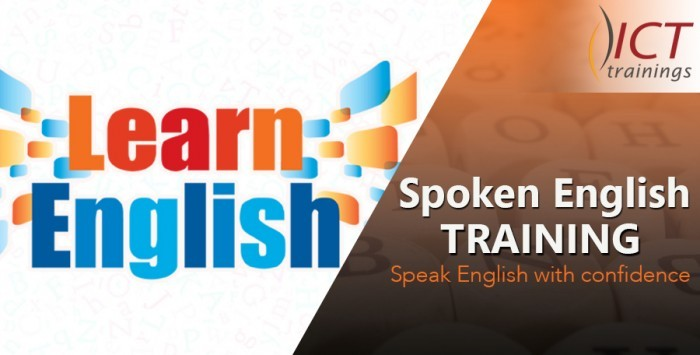 Importance of Spoken English