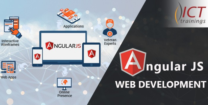 Web Designing with Angular