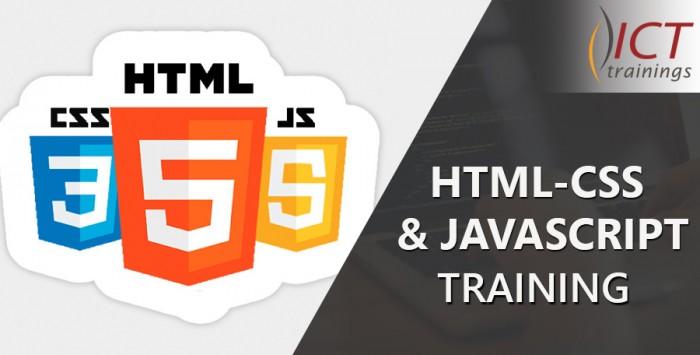 HTML - CSS & Java Script
