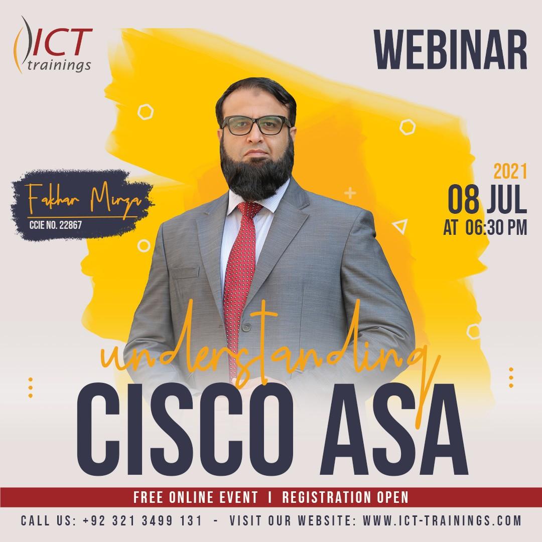 Cisco ASA - Webinar